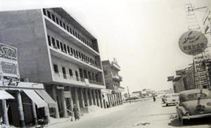 أحد شوارع الكويت قديما