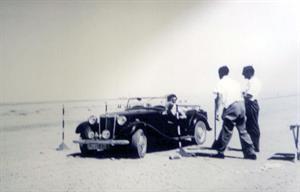 درويش الأسطى حصلت على إجازة قيادة السيارات أواسط الأربعينيات واشتغلت ميكانيكي لسيارات الماك واللوري وسائق تاكسي
